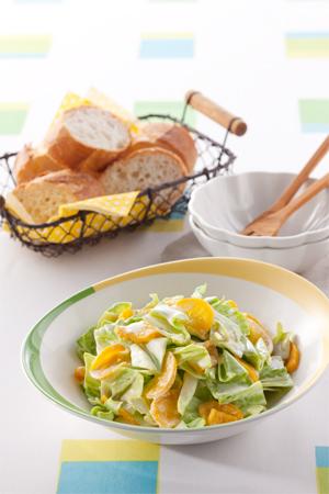 つぼ漬のコールスローサラダ