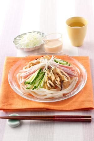 ザーサイ和え麺