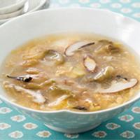 ザーサイ中華スープ