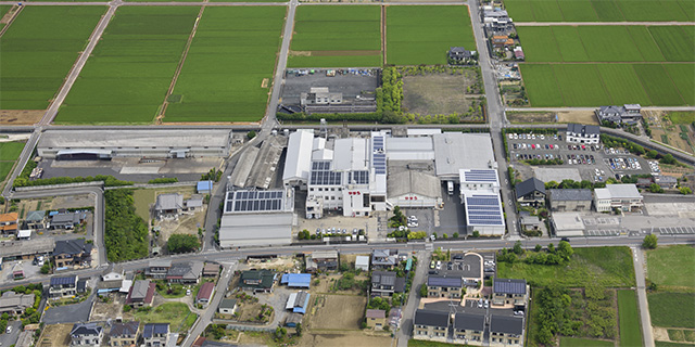 群馬工場航空写真2015